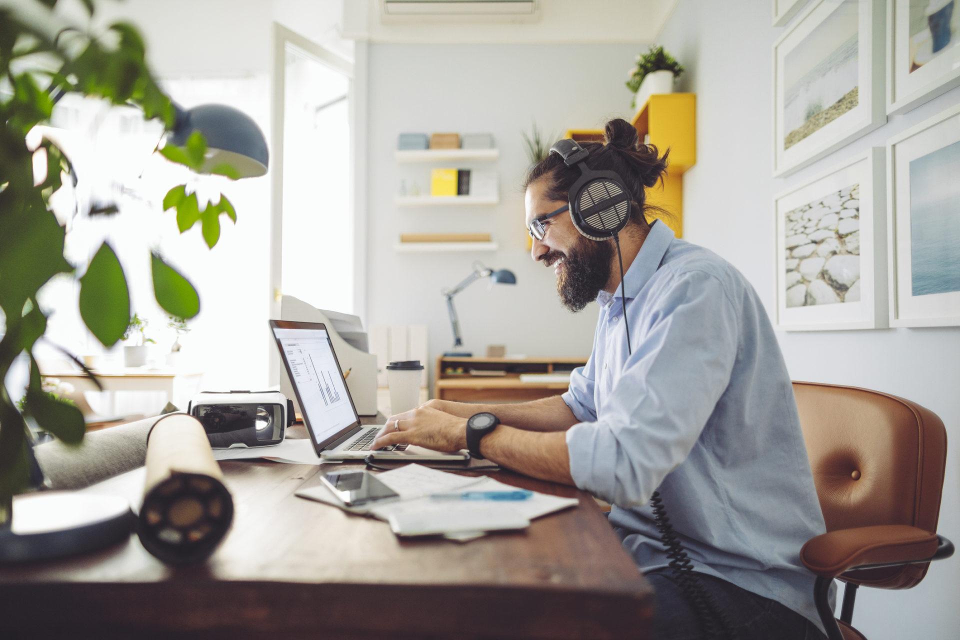 Niet alle werknemers kunnen telewerken