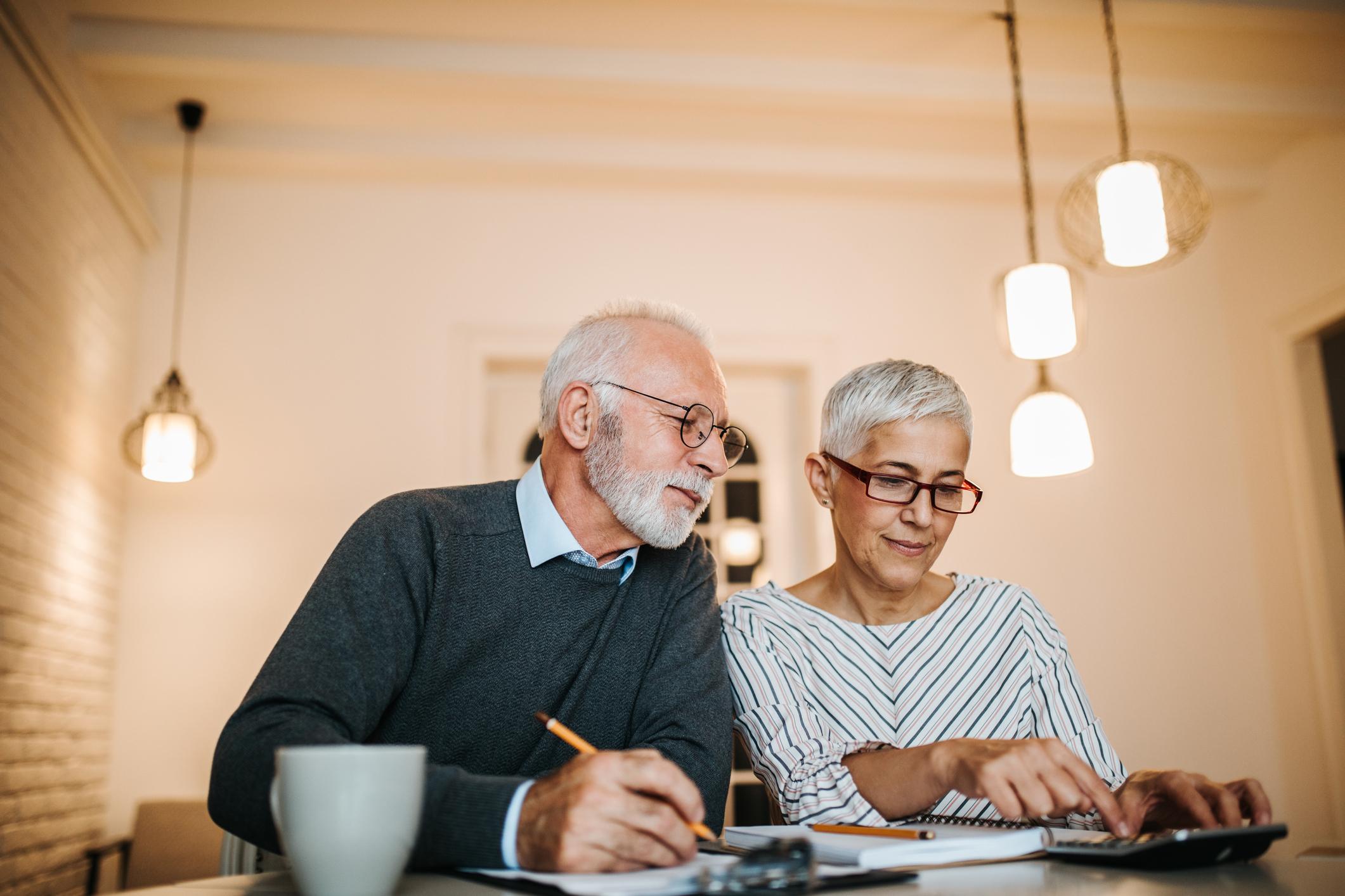 Weinig vertrouwen in een comfortabel pensioen